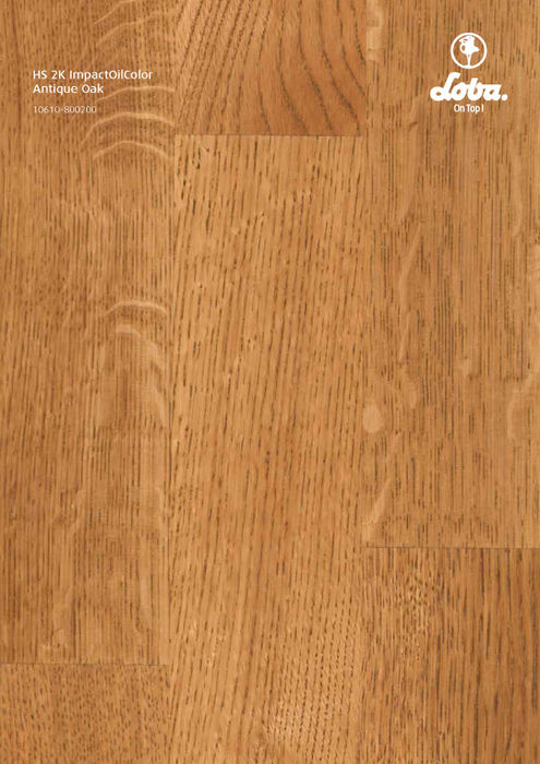 Loba HS 2K ImpactOil Color Antique Oak 2,5 kg