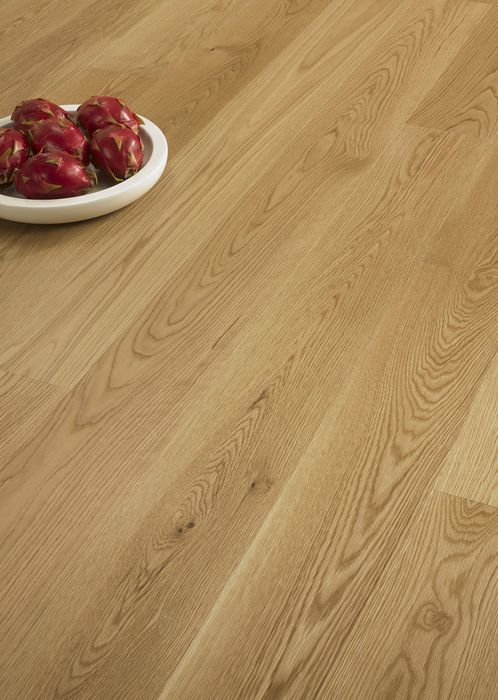 Tarkett Pure Oak Nature Plank lankkuparketti lakattu